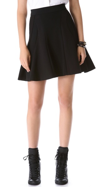 DKNY Skirt with Inserts