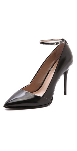 DKNY Saffi Asymmetrical Pumps at Shopbop / East Dane