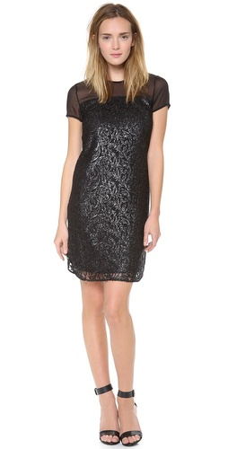 DKNY Short Sleeve Dress at Shopbop / East Dane