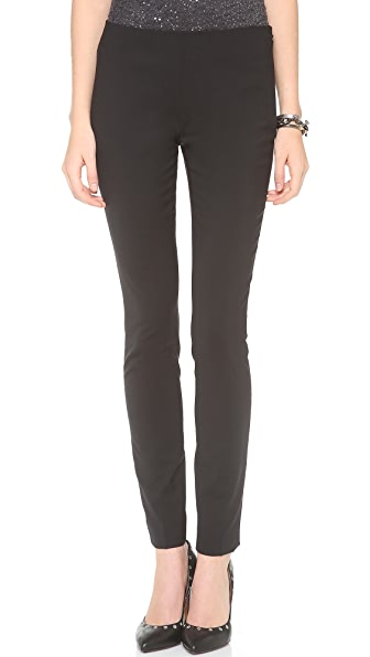 DKNY Side Zip Skinny Pants
