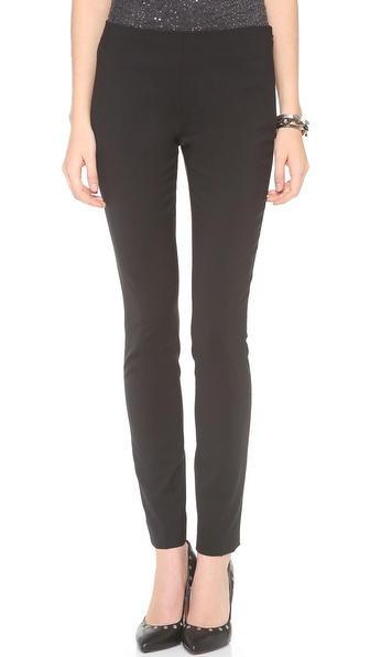 DKNY Side Zip Skinny Pants