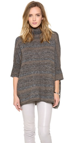 DKNY Pure DKNY Turtleneck Pullover at Shopbop / East Dane