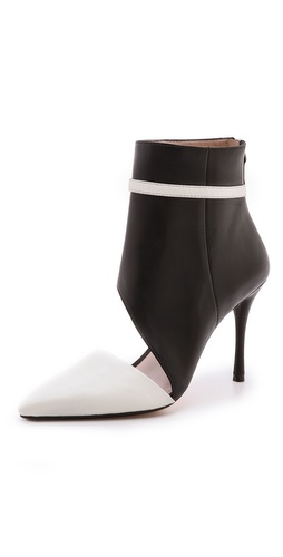 DKNY Lael Cutout Booties at Shopbop / East Dane