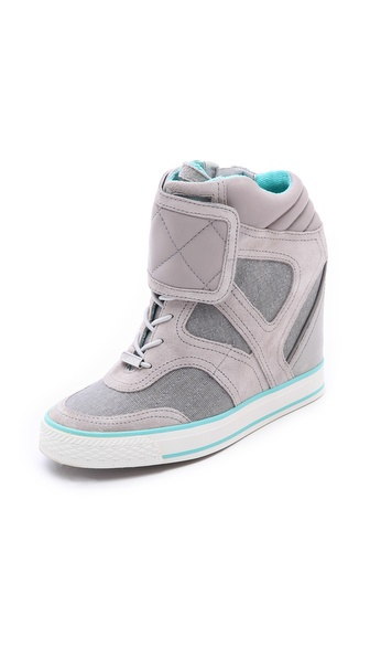 DKNY Gracie Wedge Sneakers