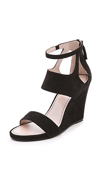 DKNY Hara Wedge Sandals