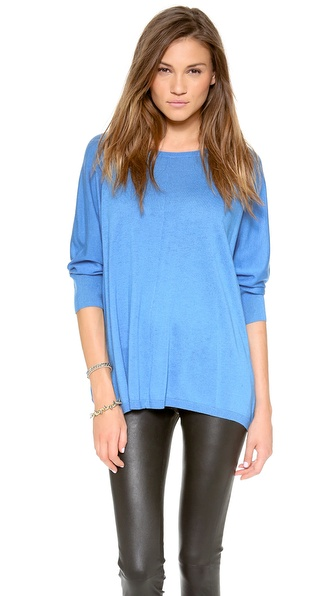 Dkny Dolman Sleeve Pullover - Bluebell at Shopbop / East Dane