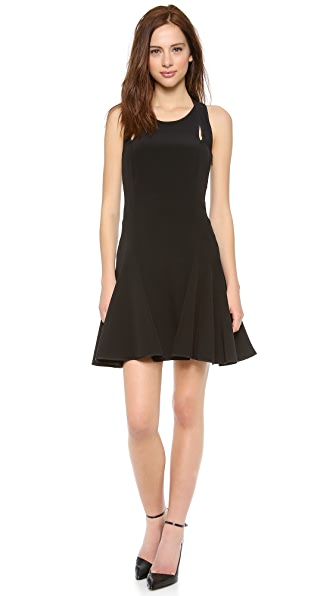 DKNY Double Racer Back Dress