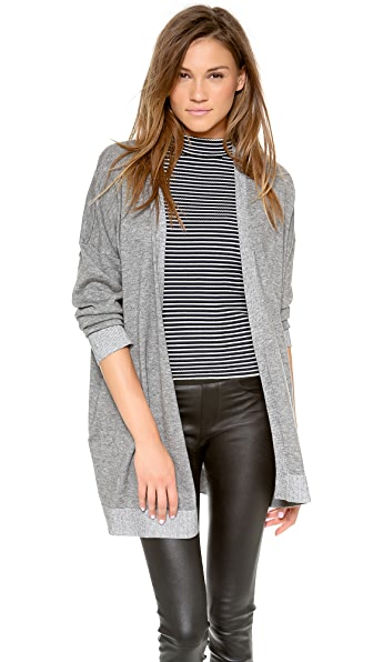 DKNY Pure DKNY Drop Shoulder Cardigan