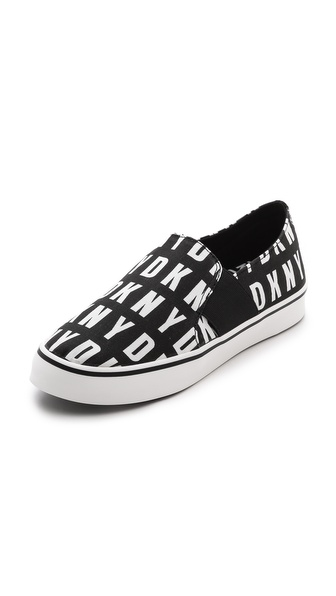 DKNY Barrow Slip On Sneakers