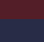 Charcoal/Navy/Bordeaux