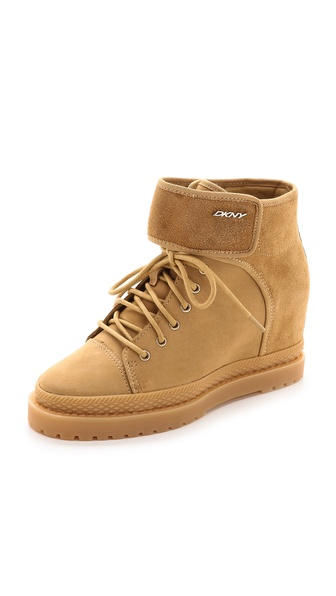 DKNY Carly Hiker Booties