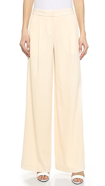 Dkny Dkny Wide Leg Trousers
