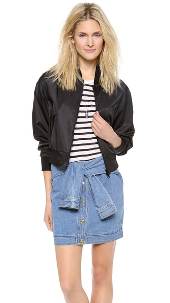 DKNY x Opening Ceremony Long Sleeve Track Jacket