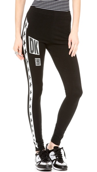 DKNY x Opening Ceremony Logo Leggings