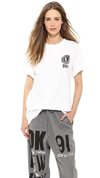 DKNY x Opening Ceremony Short Sleeve Crew Neck Tee