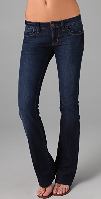 DL1961 Milano Petite Boot Cut Jeans