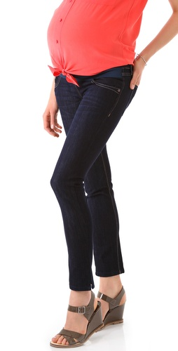 DL1961 Angel Maternity Ankle Jeans