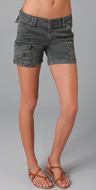 DL1961 Jane Cargo Shorts