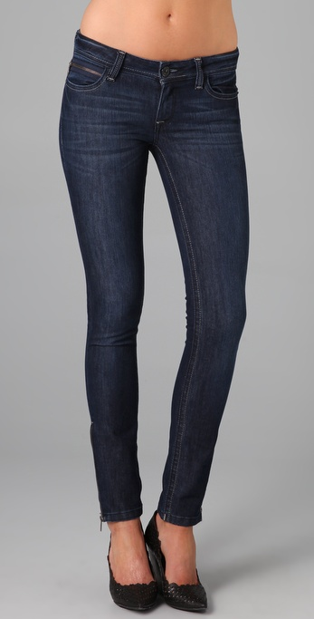 DL1961 Victoria Ankle Zip Jeans