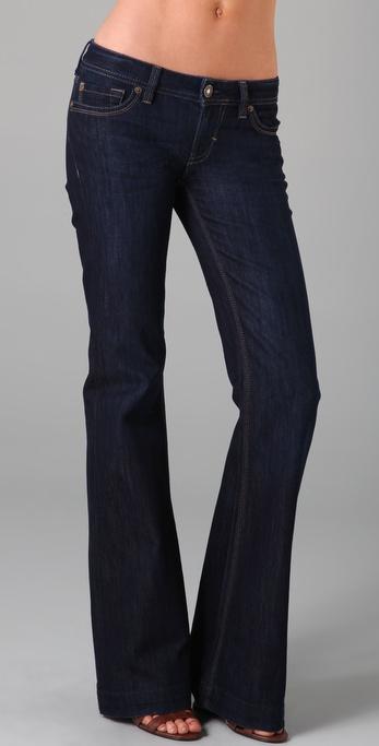 DL1961 Melissa Wide Leg Jeans