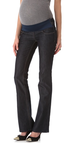 DL1961 Milano Maternity Boot Cut Jeans