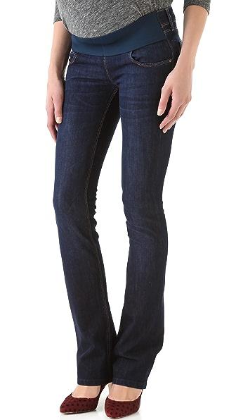 DL1961 Cindy Maternity Slim Boot Cut Jeans