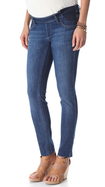 DL1961 Angel Ankle Maternity Jeans