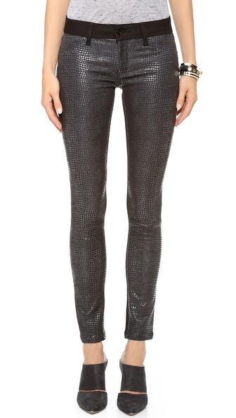 DL1961 Emma Faux Leather Pants