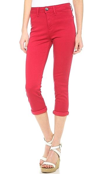 DL1961 Bardot High Rise Crop Skinny Pants