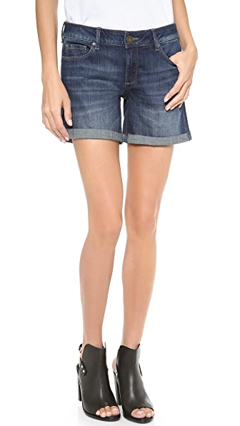 DL1961 Karlie Roll Up Shorts