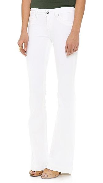 DL1961 Joy High Rise Flare Jeans