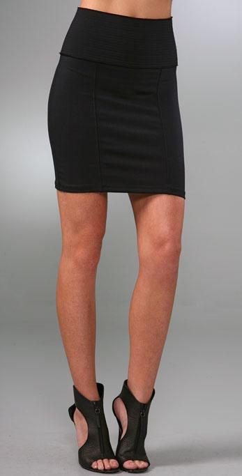 David Lerner DL Band Skirt