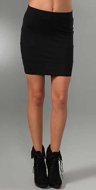 David Lerner Panel Skirt