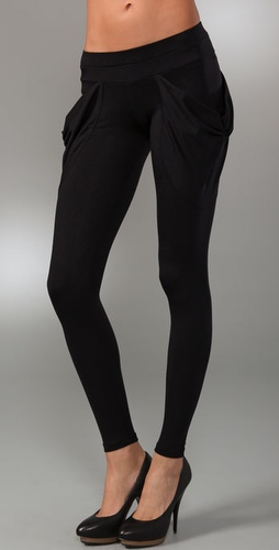 David Lerner Slouchy Pocket Leggings