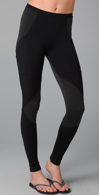 David Lerner David Lerner SPORT Work Out Leggings