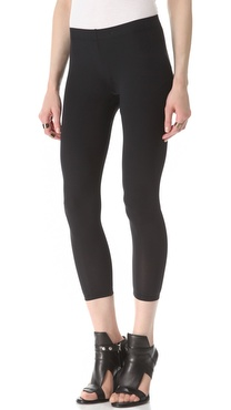 David Lerner Lightweight Capri Leggings