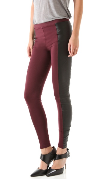 David Lerner Supplex Block Leggings