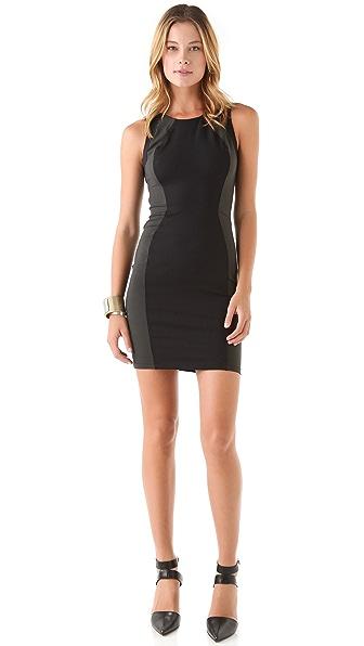 David Lerner Sleeveless Mini Dress