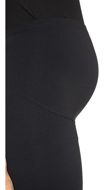 David Lerner 孕妇装七分贴腿裤