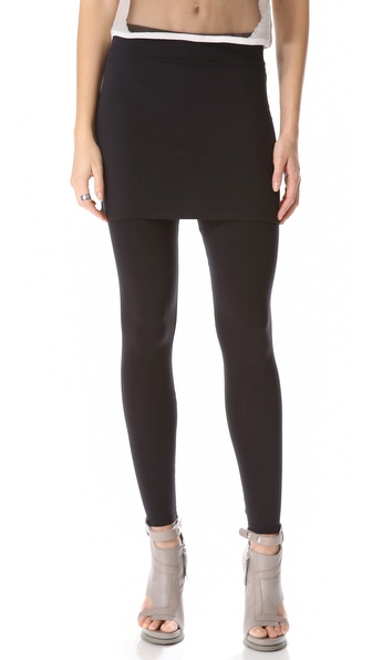 David Lerner Cover Up Leggings