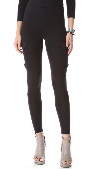 David Lerner Cargo Leggings