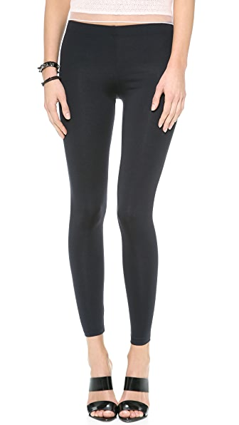 David Lerner Back Zipper Leggings