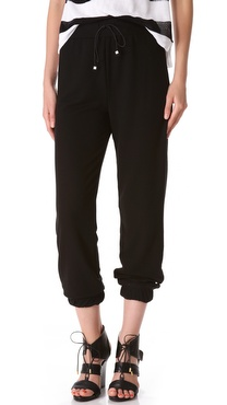 David Lerner Basic Sweatpants