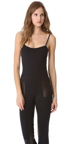 David Lerner Basic Cami Bodysuit