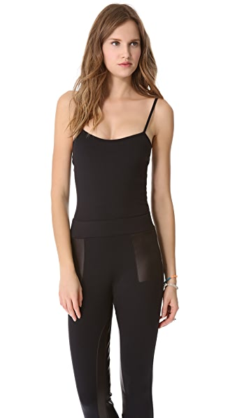 David Lerner Basic Cami Bodysuit
