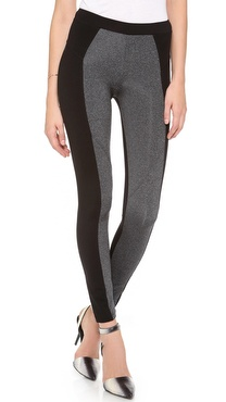 David Lerner Colorblock Leggings