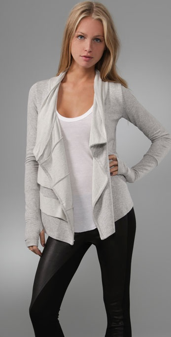Dolan Left Coast Tuck Cardigan