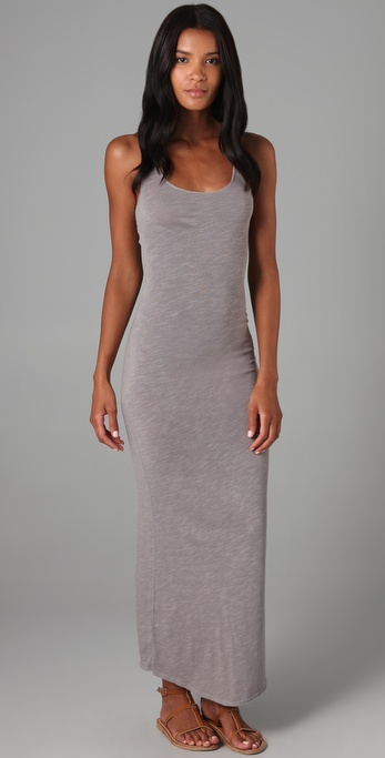 Dolan Racer Back Long Tank Dress