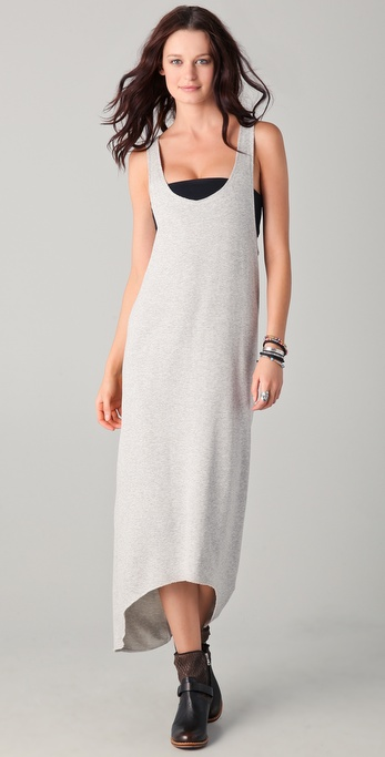 Dolan Low Back Tank Dress