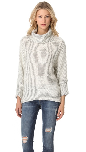 Dolan Cowl Dolman Sleeve Sweater